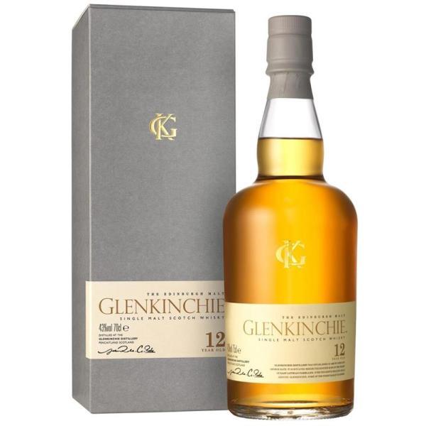 Glenkinchie 12 Years 0,7 l