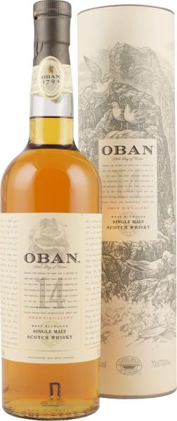 Oban 14 Years 0,7 l