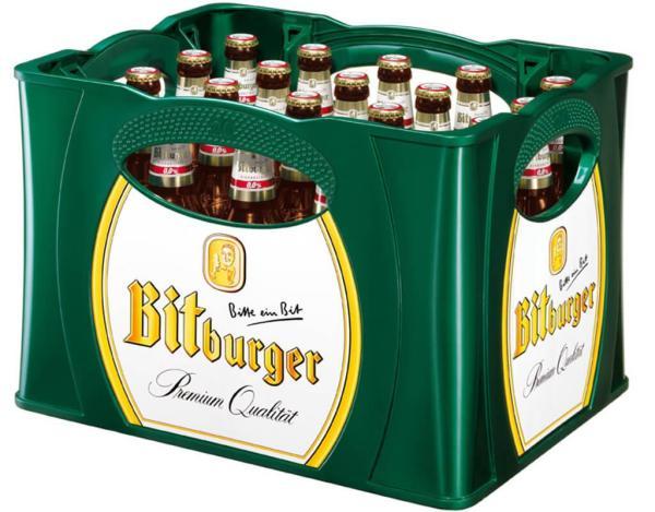 Bitburger 0,0% AF 20x0,5 l (Mehrweg)