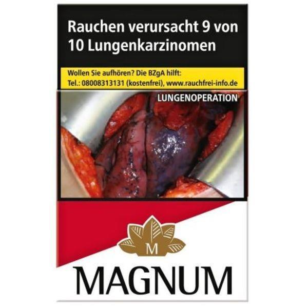 Magnum Red Long 20 ST
