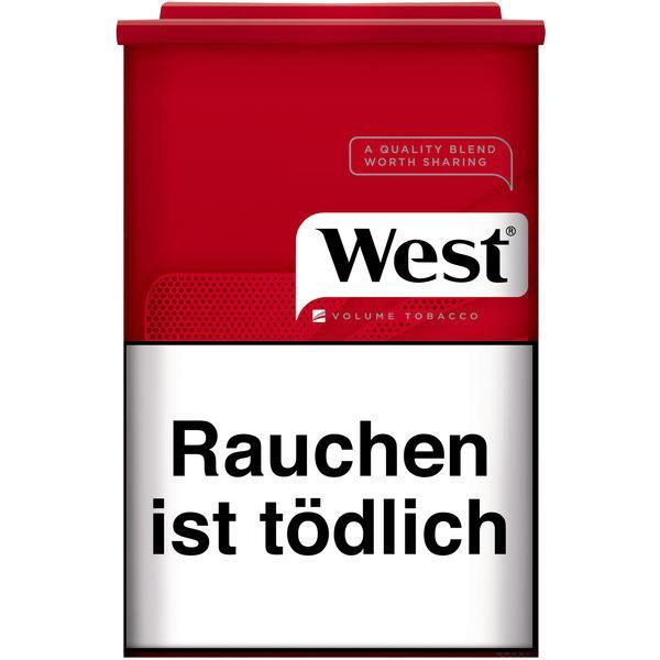West Red Tabak 65g