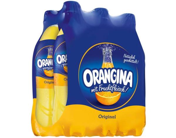 Orangina Original 6x0,5l (Einweg)
