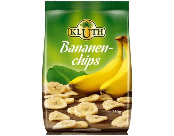 Kluth Bananen Chips 250g