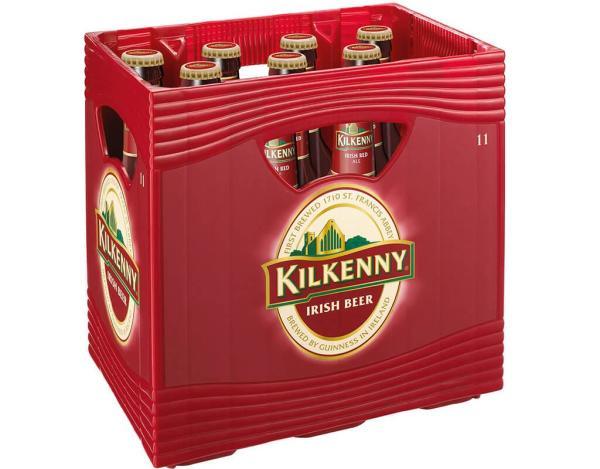 Kilkenny 11x0,5 l (Mehrweg)