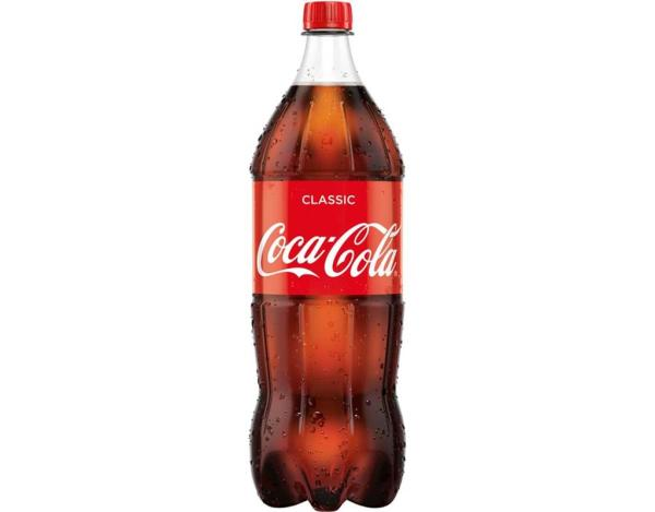 Coca Cola 2,0 l (Einweg)