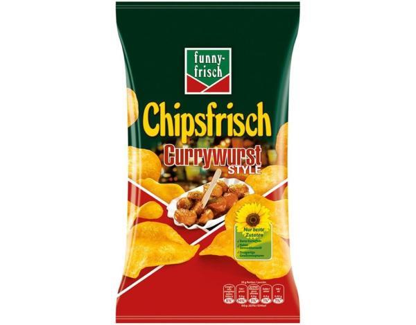 Funnyfrisch Currywurst 175g