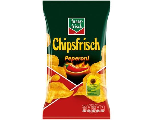 Funnyfrisch Peperoni 175g