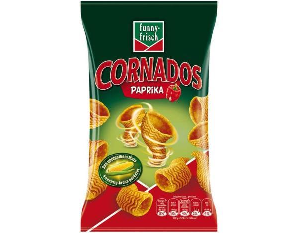 Funnyfrisch Cornados Paprika 80g