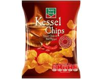 Funnyfrisch Kessel Chips Sweet Chili 120g