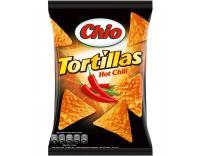 Chio Tortillas Hot Chili 125g
