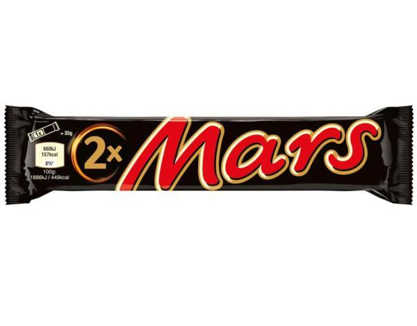 Mars 2er Riegel 70g