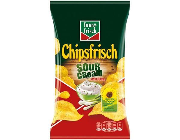 Funnyfrisch Sour Cream & Onion 175g