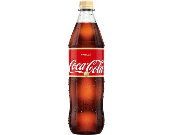 Coca Cola Vanilla 1 l (Mehrweg)