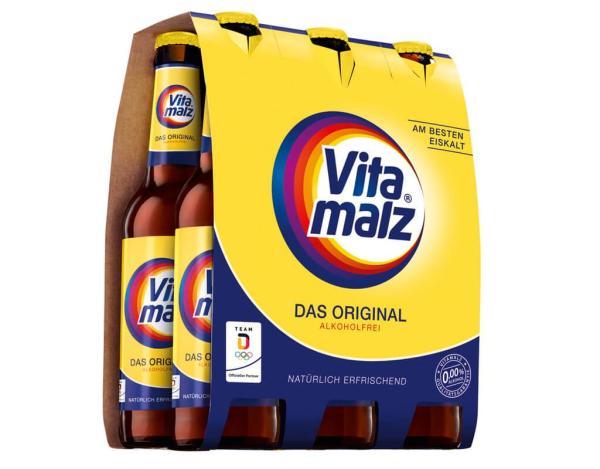 Vitamalz AF 6x0,33 l (Mehrweg)