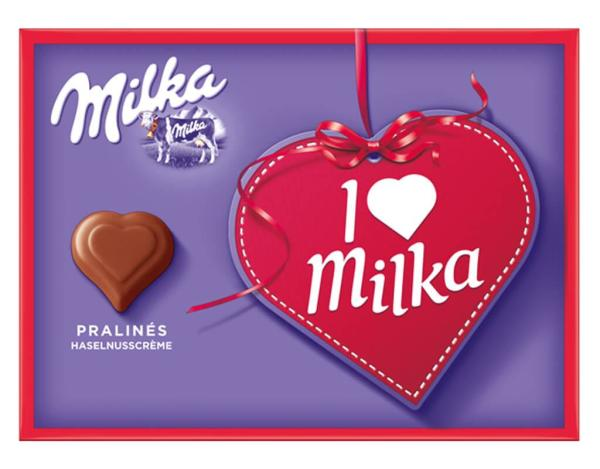 Milka I Love Milka 110g