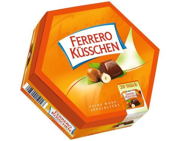 Ferrero Küsschen 20ST 178g