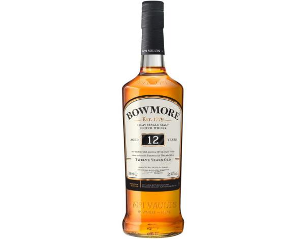 Bowmore 12 Years 0,7 l