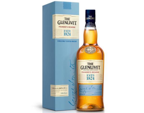 The Glenlivet Founders Reserve 0,7 l