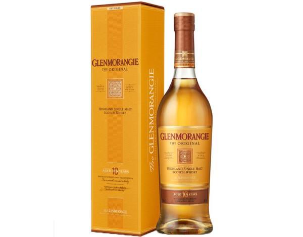 Glenmorangie 10 Years 0,7 l