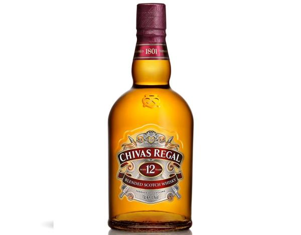 Chivas Regal Scotch 12 Years 0,7 l