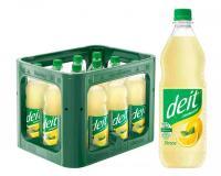 Deit Zitrone Trüb 12x1 l (Mehrweg)