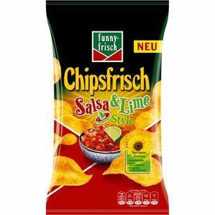 Funnyfrisch Salsa&Lime 175g