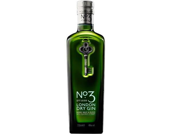 No.3 Dry Gin 0,7 l