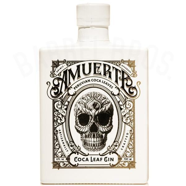 Amuerte Coca Gin White 0,7 l