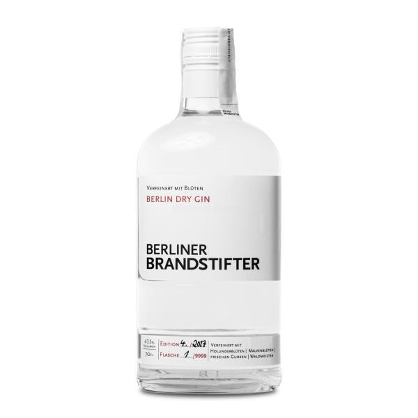 Berliner Brandstifter Dry Gin 0,7 l