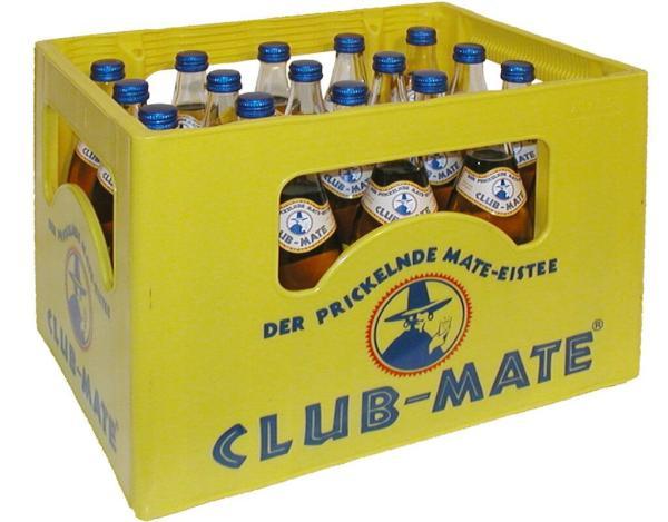 Club Mate 20x0,5 l (Mehrweg)