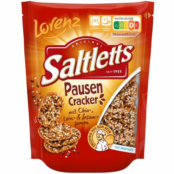 LSW Saltletts Pausen Cracker 100g