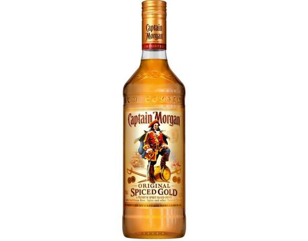 Captain Morgan Rum Spiced 0,7 l