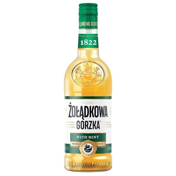 Zoladkowa Gorzka Mint 0,5 l