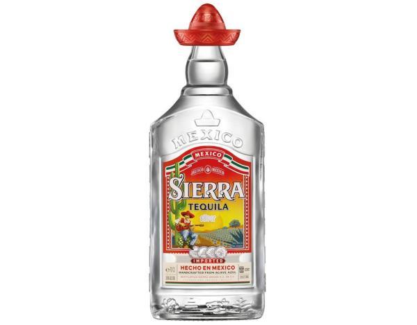 Sierra Tequila Silver 38% 0,7 l