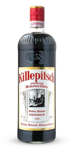 Killepitsch Kräuterlikör 42%   1,0 l