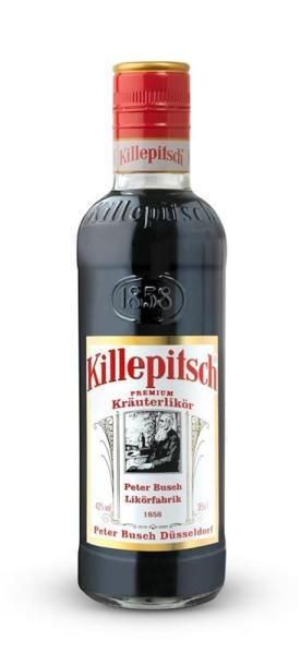 Killepitsch Kräuterlikör 42%   0,35 l