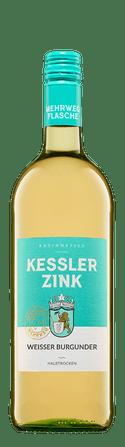 Kessler Weisser Burgunder 1,0 l