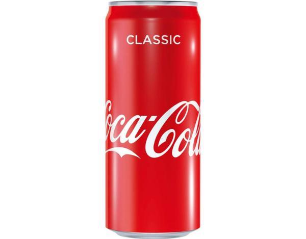 Coca Cola 0,33 l DS (Einweg)