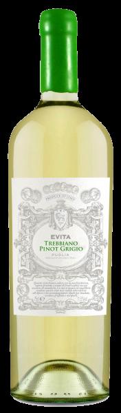 Evita Primitivo Trebbiano Pinot Grigio 0,75 l