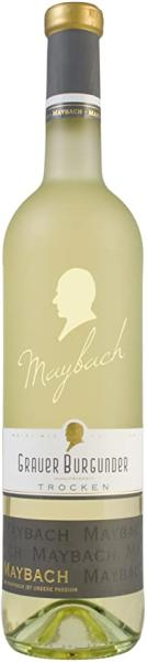 Maybach Grauburgunder Trocken 0,75 l