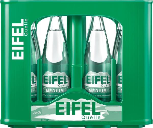 Eifel Medium 12x0,75 l (Mehrweg)