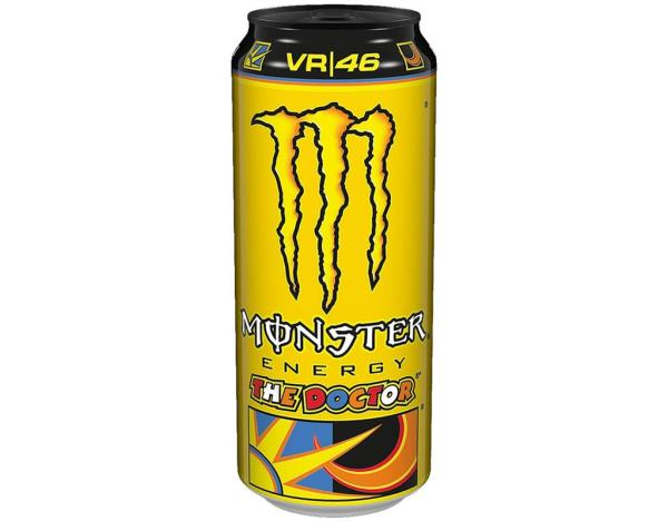 Monster Energy The Doctor 0,5 l