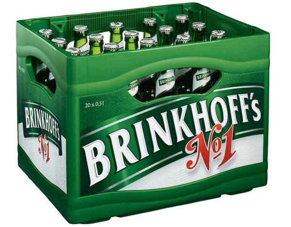 Brinkhoffs 20x0,5 l (Mehrweg)