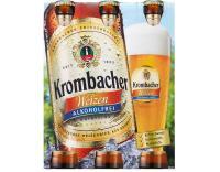 Krombacher Weizen AF 6x0,33 l (Mehrweg)
