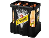Schweppes Orange 6x1 l (Mehrweg)