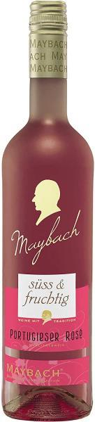 Maybach Süss & Fruchtig Portugieser Rose 0,75 l
