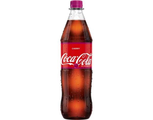 Coca Cola Cherry 1 l (Mehrweg)