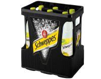 Schweppes Lemon&Mint 6x1 l (Mehrweg)