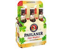 Paulaner Hefe Weißbier 6x0,33 l (Mehrweg)