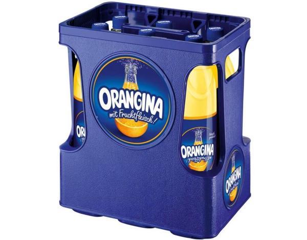 Orangina 6x1 l (Mehrweg)